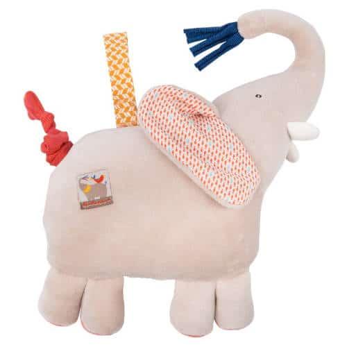 Jucarie muzicala Domnul Elefant, Moulin Roty, LPA