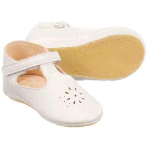 Pantofiori din piele LILLYP, Easy Peasy
