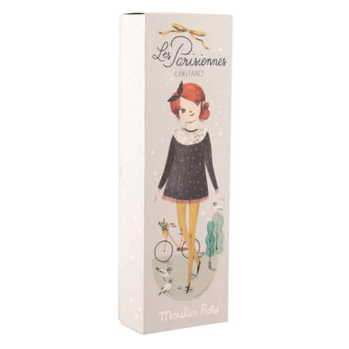 Papusa textila, Domnisoara Costance, Les Parisiennes