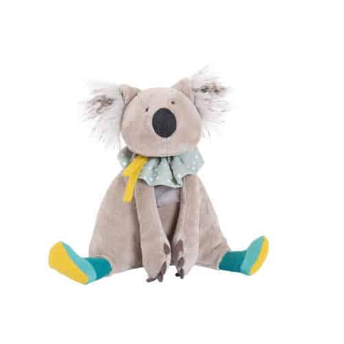 Jucarie De Plus Moale, 30 Cm, Domnul Urs Koala Gabin, Moulin Roty