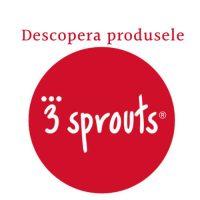 3 Sprouts Logo - descopera mai multe produse din gama S3 Sprouts