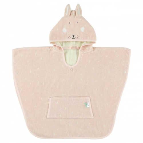 Poncho de baie pentru bebe, Domnul Soricel, Trixie 1