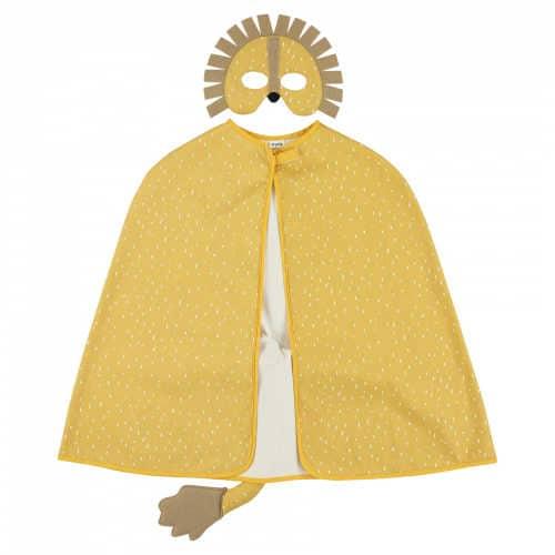 Capa si masca, Set deghizare pentru copii , Domnul Leu,Trixie 1
