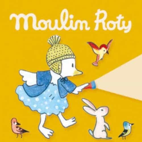 Dipozitive suplimentare pentru Lanterna Magica, La Grande Famille, Moulin Roty