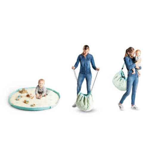 Salteluta de joaca bebe, Doamna Girafa Sophie, Play and GO 6