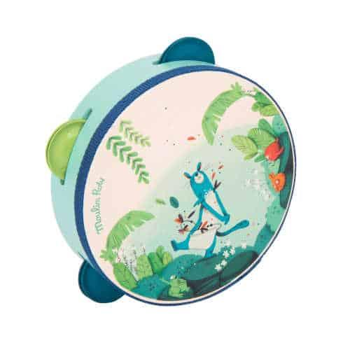Tamburina pentru copii, Doamna Pantera Zimba, Moulin Roty