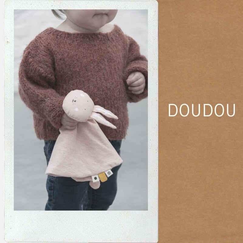 Jucarie DouDou pentru bebelusi