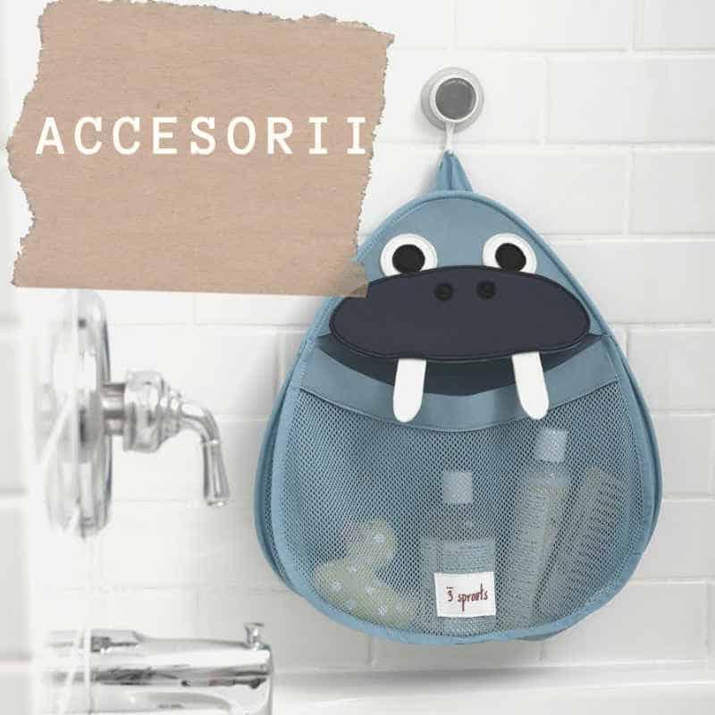 accesorii bebelusi pentru baie