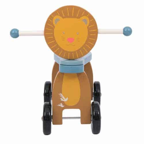 Bicicleta cu 4 roti, Lemn, Baobab
