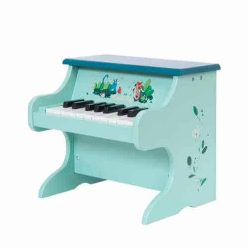 Jucarie cu muzicala pian, Colectia in Jungla 1