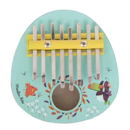 Instrument muzical pentru copii ,Kalimba Dans la jungle