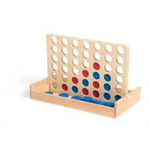 Joc de lemn 4 in linie