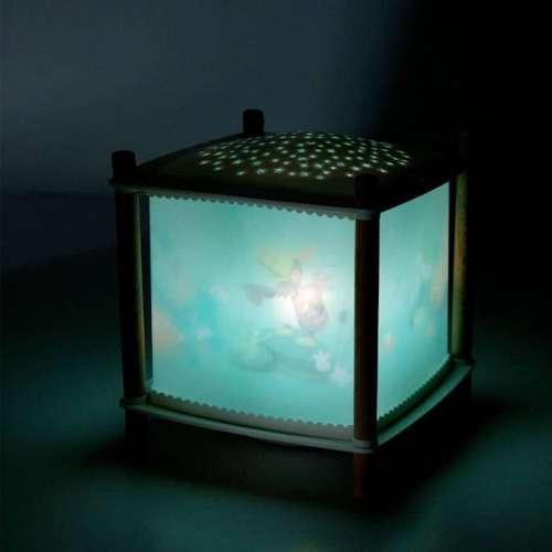 Lampa de veghe copii, conectata , Colectia In Jungla , Moulin Roty